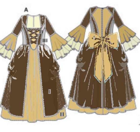 Les robes des enseignantes